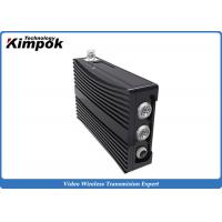 Buy Bidirectional COFDM IP Mesh Wireless RJ45 VoIP Robust Network Transceiver at wholesale prices