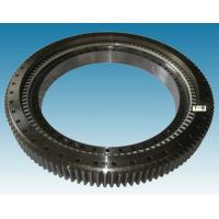 Quality Single Row Four Point Slewing Ring Bearings With External Gear For Construction Machinery for sale