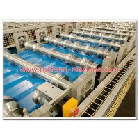 Quality Aluminum Corrugated Roofing Sheet Making Machine of Different Types for Various Roof Profile Designs for sale