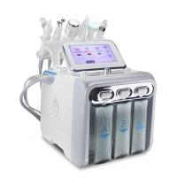 Quality Multifunction skin care device 6 in 1 anti aging big bubble facial H2O2 hydrogen oxygen jet beauty machine for sale