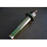 Quality Customized Size M34 Elevator Bolts Stainless Steel Corrosion Resistant for sale