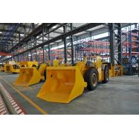 Quality Mining Load Haul Dump Machine , 4 Wheel Lhd Loader For Underground Project for sale