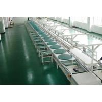 Quality Anodized Aluminium Profile / LED Street Lamp Panle Light Assembly Line / Production Line for sale