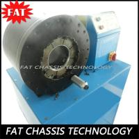 Buy 30-170 Mm Crimping Range Hydraulic Hose Crimping Machine For Air Suspension Shock at wholesale prices