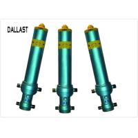Quality OEM Multi Stage Single Acting Hydraulic Cylinders 4 5 Large Bore Long Stroke for Trailer for sale