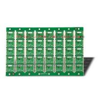 Buy cheap Printed Circuit Board / PCB Half Hole Plating Gold (CTE-054) from wholesalers
