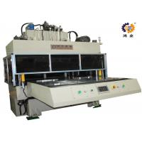 Quality Servo Four Column Hydraulic Die Cutting Machine With Large Work Table 380V for sale