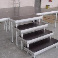 Quality Alloy Assembly Portable Stage for Sound System and Dj Equipments for sale