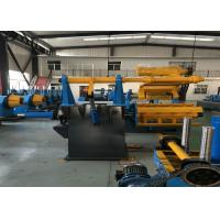 Quality Steel Coil Decoiler Slitting Machine With PLC Unit High Accuracy for sale
