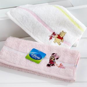 Quality Disney Satin Jacquard Beach Towels / Embroidered Bath Towels Sets Rectangle Shape for sale