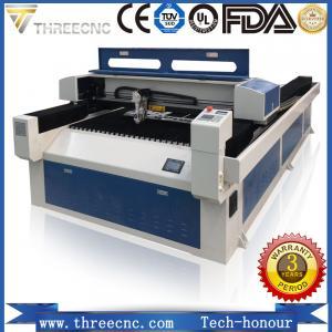 China Promotion red season. cnc laser cutting machine price TL2513-280W . THREECNC on sale