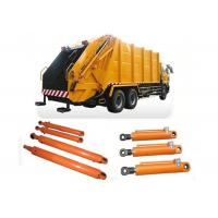 Quality rubbish collector truck use customized double action hydraulic cylinder for sale