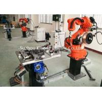 Quality CNC Automatic Welding robot for copper bar welding Welding Manipulator for sale