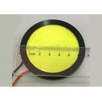Buy 75mm 65mm Round LED Daytime Running Lights Professional COB DRL Lights IP67 at wholesale prices