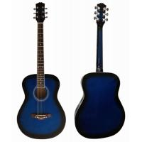 Quality 38inch ABS Binding Wood Acoustic Guitar / Western Guitar Wholesale AF3810A for sale