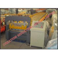 Quality Trapezoidal IBR Profile Steel Roofing Sheet Bending Machine for Full Hard & Soft Hard Raw Material for sale
