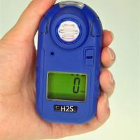 Quality Portable handheld carbon monoxide gas alarm with primary battery and weight of 90g for sale
