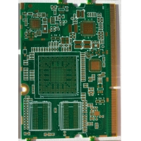 Quality XDSL Router 8 Layer HAL LEAD FREE Hdi Printed Circuit Boards for sale