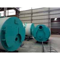Quality 0.7Mp-1.25Mpa Industrial Steam Boilers / Horizontal Oil Boiler Running Stably for sale