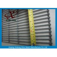 Quality PVC Coated Welded 4mm Heat Treated Metal Security 358 Fence With Barbed Wire for sale