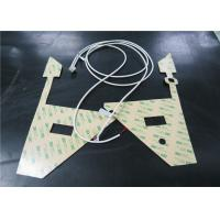Quality Safety Flexible Surface Silicone Rubber Heater Different Sizes Available for sale