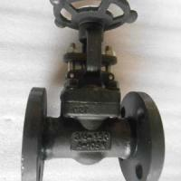 Quality DN20 RF Flanged End Gate Valve Class 150  Intergral Type API602 for sale