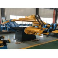Quality Carbon Steel Coil Slitting Machine / Sheet Metal Cutting Shears for sale
