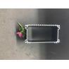 Industry Square Aluminum Extrusion Enclosure Fit 75mm X 40mm Aluminum Profiles for sale