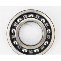 Quality Open C3 Bearing 6018, Deep Groove Ball Bearings with Filling Slots for sale