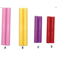 Quality Colorful Wood Claves Suite Toy Music Instrument Lightweight Small Value for sale