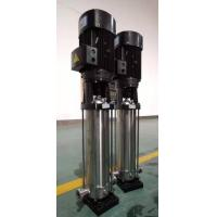 China Hot Water Clean Multistage Booster Pump 38 Kg Weight Corrosion Resistant on sale