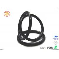 Quality Black Standard Viton O Rings With High Acid and Oxygen Resistance for sale