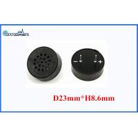 Quality 23mm 0.1w Or 0.3w General Toy Speaker With 8 Ohm Waterproof Speaker for sale