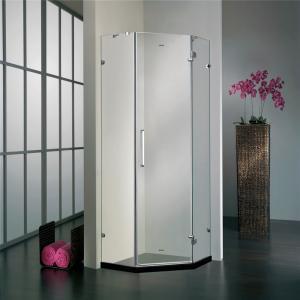 Buy Bathroom Economic Model 6mm Sliding Glass Shower Room Enclosure at wholesale prices