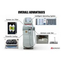 Quality 600W 808nm Vanoo Commercial Laser Hair Removal Machine For Home Use OEM/ODM for sale