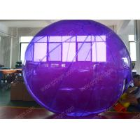Quality Colourful 2m TPU Durable Inflatable Water Walking Ball For outdoor Games for sale
