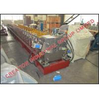 Quality Square Water Downspout Cold Roll Forming Machine 10.8 x 1 x 1.5 meters for sale