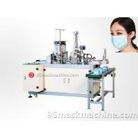 Buy cheap Mask Making production line, earloop mask machine manufacturer from wholesalers
