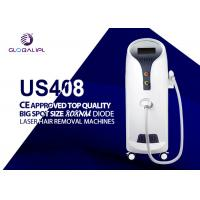 Quality 1000 W Diode Laser Hair Removal Machine Big Spot Size 5-400ms Adjustable for sale