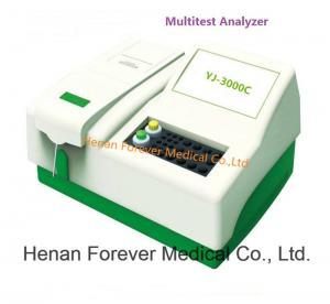 Quality Multitest Laboratory Chemistry and Coagulation Analyzer for sale