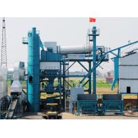 Quality 5 - 40mm Old Material Diameter Asphalt Recycling Plant With 500t / H High Toughness Rubber Belt for sale