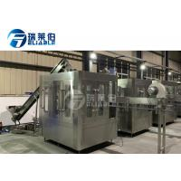 Buy cheap Sport / Energy Drink Round Bottle Carbonated Drink Filling Machine For Small from wholesalers