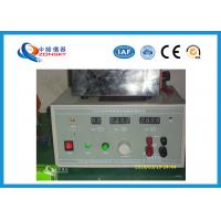 Quality Semiconductor Volume Resistivity Testing Equipment 23 ± 2 ℃ Ambient temperature for sale