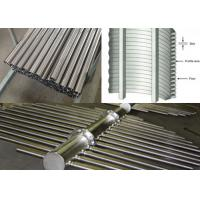 High Performance Header Lateral Screen Stainless Steel For Filtering Element for sale