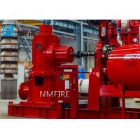 Quality UL Listed Vertical Turbine Pump 250VTP550-26X2  Fire Pump Package with Jockey Pump for sale