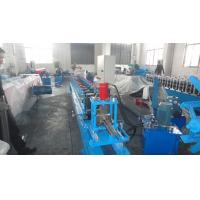Buy Sliding Rolling Shutter Door Roll Forming Machine Guide Rail Orbit at wholesale prices