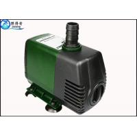 Quality ABS Resin Aquarium Submersible Water Pump / Fish Tank Water Pumps Silent and Durable for sale
