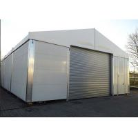 Quality Rain Resistant 10m Width Sandwich Wall For Small Workshop Aircraft Hangar for sale