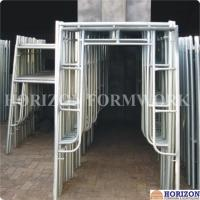 Quality Galvanized space frame scaffolding, Shoring Frame Systems for sale