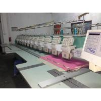China Portable Computer Controlled Embroidery Sewing Machine 0.1MM - 12.7MM Stitch Length on sale